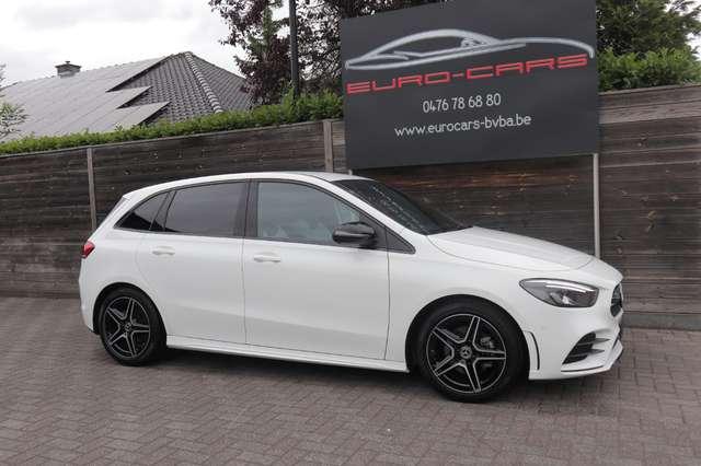 Mercedes B 180 1 ste eig /AMG styling/camera/GPS /leder/nightpack 3/15
