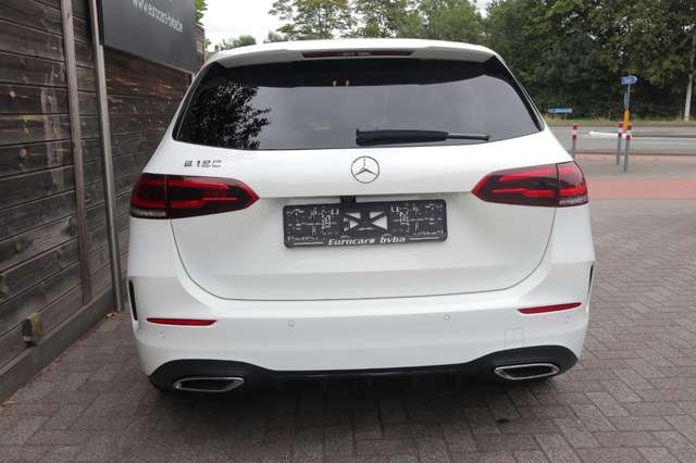 Mercedes B 180 1 ste eig /AMG styling/camera/GPS /leder/nightpack 7/15