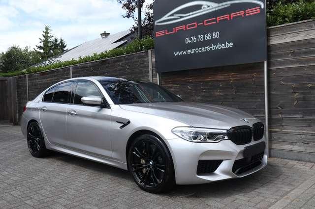 BMW M5 4.4 V8 /individual/ceramic brakes/carbonroof/full 3/15