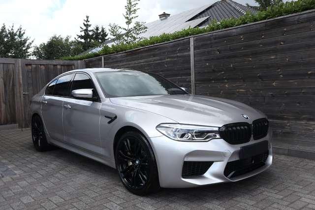 BMW M5 4.4 V8 /individual/ceramic brakes/carbonroof/full 7/15