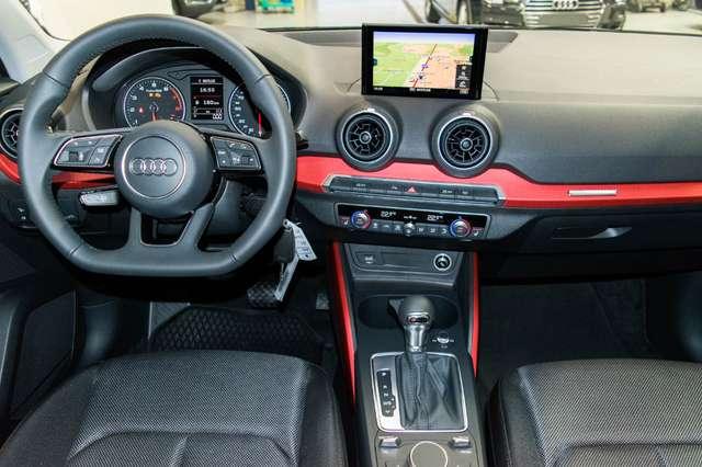 Audi Q2 30 TFSI Sport S tronic NIEUW - NAVI / BLUETOOTH 6/15