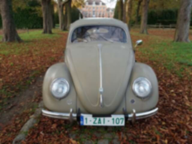 Volkswagen Kever Brilkever 1951 Type 11a - Originele staat