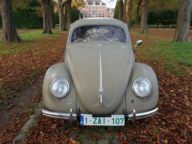 Volkswagen Kever Brilkever 1951 Type 11a - Originele staat 1/15