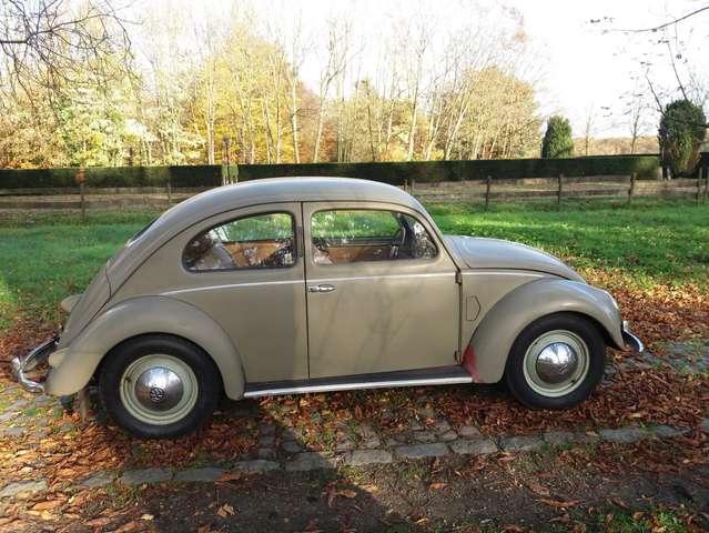 Volkswagen Kever Brilkever 1951 Type 11a - Originele staat 3/15