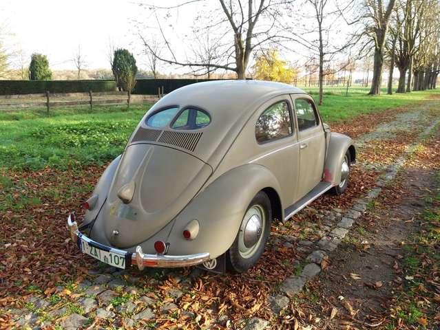 Volkswagen Kever Brilkever 1951 Type 11a - Originele staat 4/15