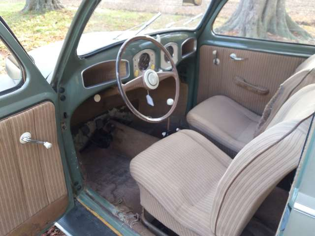 Volkswagen Kever Brilkever 1951 Type 11a - Originele staat 7/15