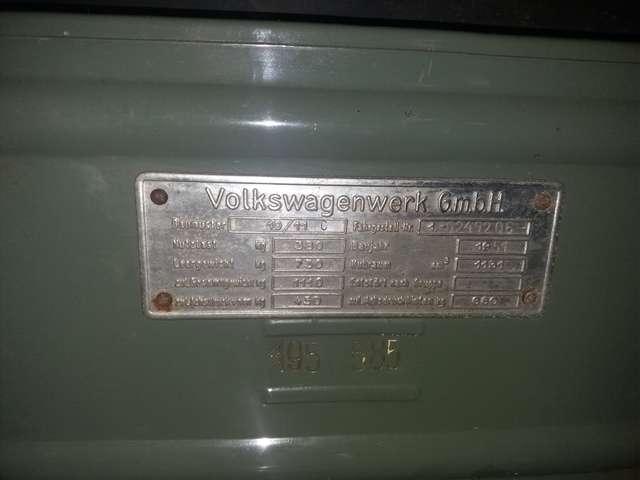 Volkswagen Kever Brilkever 1951 Type 11a - Originele staat 12/15