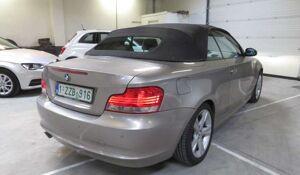 BMW 120 d Cabrio Automatic 7.999 euro's 2008