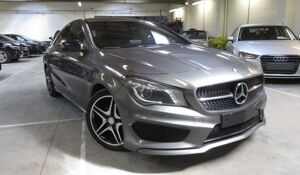 Mercedes CLA 180 d -  AMG  Styling Pack Export 12.999 euro's 2015