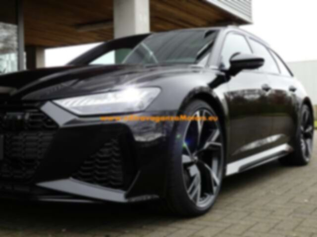 "Audi RS6 Panodak-Dyn.Pack-MatrixLED-Alu 22\""-B&O-ACC-STOCK!!"