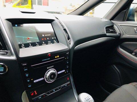 Ford S-Max 2.0 TDCI / 150 PK / ST-Line / FULL OPTION 7/18