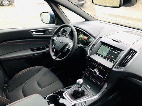 Ford S-Max 2.0 TDCI / 150 PK / ST-Line / FULL OPTION 14/18