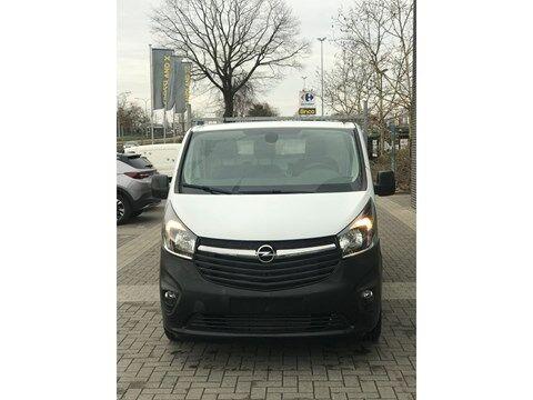 Opel Vivaro Open laadbak 3/7