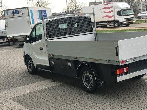 Opel Vivaro Open laadbak 7/7
