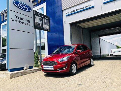 Ford Ka 1.2 Benzine / Ultimate / AIRCO / BLUETOOTH / NEW MODEL 1/18