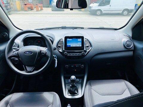 Ford Ka 1.2 Benzine / Ultimate / AIRCO / BLUETOOTH / NEW MODEL 12/18