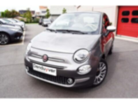 """Fiat 500 1.2 \""""LOUNGE\"""" APPLE+ANDROID/NAVI 7\""""/PDC/TFT/COYOTE!"""