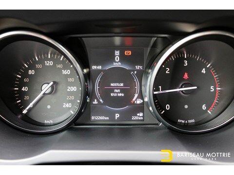 Land Rover Range Rover Evoque 2.0 TD4 SE DYNAMIC *AUTOMAAT*LEDER*GPS*SENSOREN*PANO DAK*