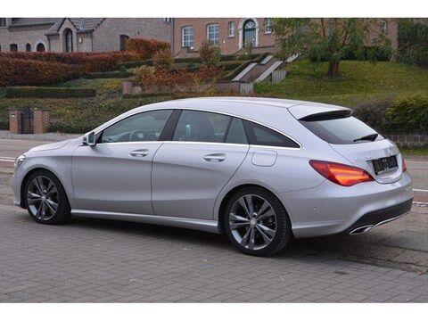 Mercedes CLA 180 SHOOTING BREAK AUTOMAT. AVANTGARDE 48600 KM VELE OPTIES