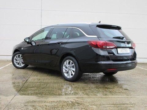 Opel Astra Sports Tourer 1.2 Turbo benz. Elegance :Leder,NaviPro,Led Matrix koplampen,zeer weinig taksen!!! 2/20