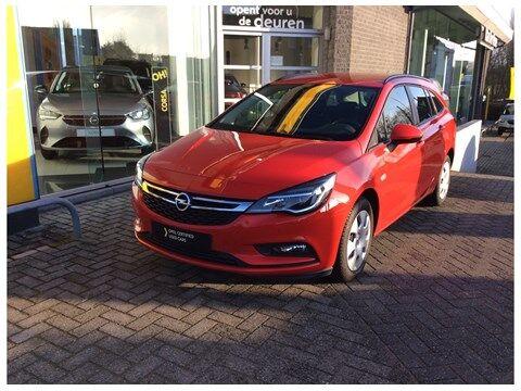 Opel Astra Sports Tourer 1.4i Turbo 125pk MT6 Edition 1/10
