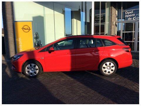Opel Astra Sports Tourer 1.4i Turbo 125pk MT6 Edition 3/10