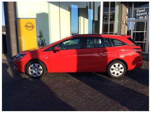 Opel Astra Sports Tourer 1.4i Turbo 125pk MT6 Edition 4/10