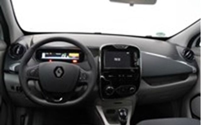 Renault ZOE Z.E.40 R110 Limited#2 (B-rent)