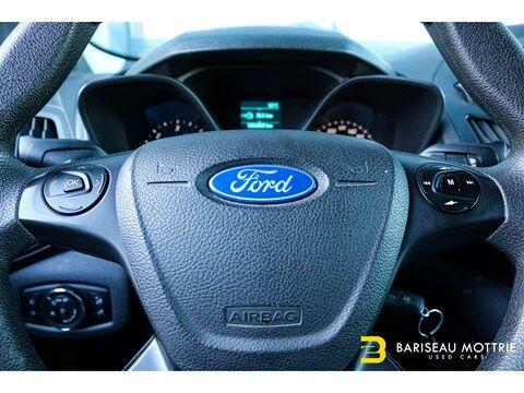 Ford Transit Connect 1.6 TDCI VAN *BTW AFTREKBAAR*3-ZIT*TREKHAAK*SENSOREN*AIRCO*TREKHAAK*