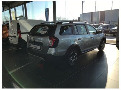 Dacia Logan Techroad TCe 90 3/13