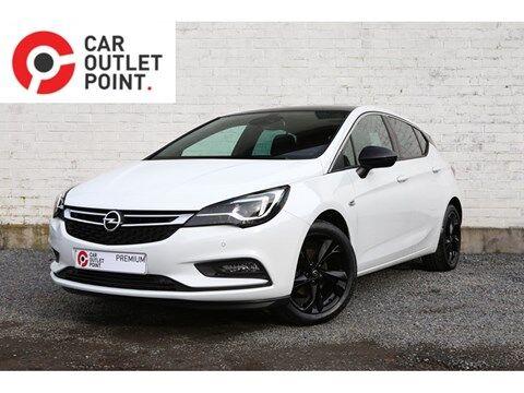 Opel Astra 5DRS BLACK EDITION BENZINE EUR6 AIRCO CRUISECONTROL NAVI ALU 1/26