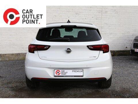 Opel Astra 5DRS BLACK EDITION BENZINE EUR6 AIRCO CRUISECONTROL NAVI ALU 4/26