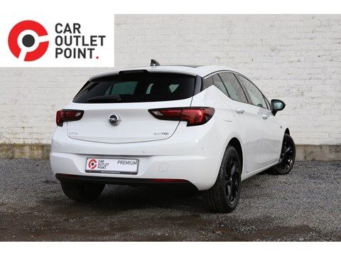 Opel Astra 5DRS BLACK EDITION BENZINE EUR6 AIRCO CRUISECONTROL NAVI ALU 5/26