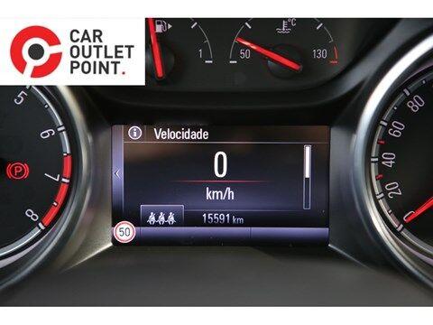 Opel Astra 5DRS BLACK EDITION BENZINE EUR6 AIRCO CRUISECONTROL NAVI ALU 9/26