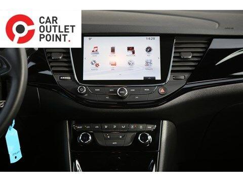 Opel Astra 5DRS BLACK EDITION BENZINE EUR6 AIRCO CRUISECONTROL NAVI ALU 10/26