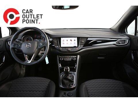 Opel Astra 5DRS BLACK EDITION BENZINE EUR6 AIRCO CRUISECONTROL NAVI ALU 12/26