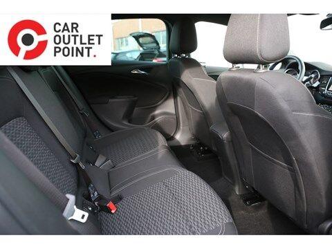 Opel Astra 5DRS BLACK EDITION BENZINE EUR6 AIRCO CRUISECONTROL NAVI ALU 16/26