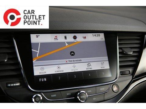 Opel Astra 5DRS BLACK EDITION BENZINE EUR6 AIRCO CRUISECONTROL NAVI ALU 26/26