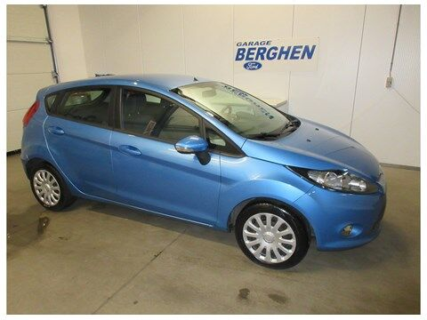 Ford Fiesta 1.4 TDCi 70 PS / 51 kW 5d Trend