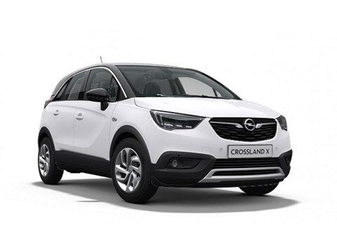 Opel Crossland X Innovation 1.2 Turbo 110 1/8
