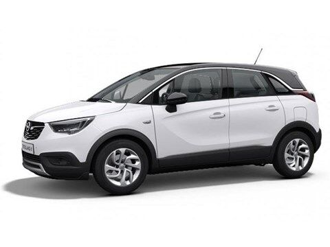 Opel Crossland X Innovation 1.2 Turbo 110 7/8