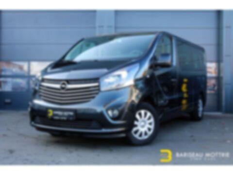 Opel Vivaro 1.6 CDTI COMBI SPORTIVE *9-ZIT*GPS*SENSOREN*TREKHAAK*AIRCO*