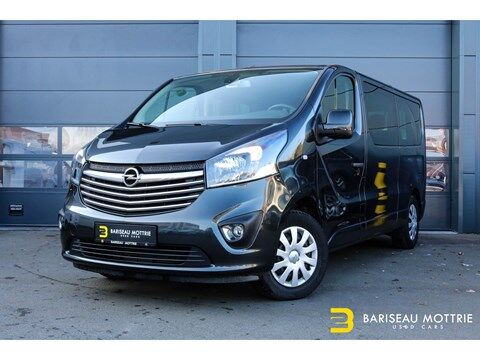 Opel Vivaro 1.6 CDTI COMBI SPORTIVE *9-ZIT*GPS*SENSOREN*TREKHAAK*AIRCO* 1/23