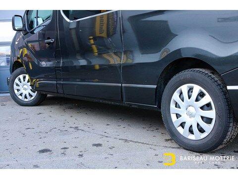 Opel Vivaro 1.6 CDTI COMBI SPORTIVE *9-ZIT*GPS*SENSOREN*TREKHAAK*AIRCO* 7/23