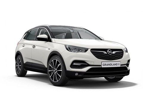 Opel Grandland X Innovation Hybrid 4x4 1/7