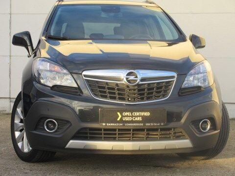 Opel Mokka 1.4 I Turbo Innovation LEDER + NAVI + CAMERA + SENSOREN + Euro 6 8/20
