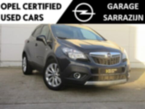 Opel Mokka 1.4 I Turbo Innovation LEDER + NAVI + CAMERA + SENSOREN + Euro 6