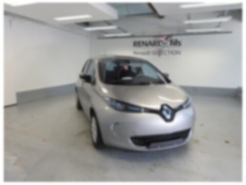 Renault ZOE LIMITED R240