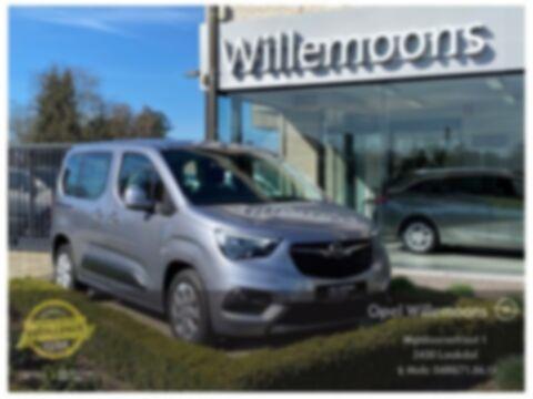 Opel Combo Life Edition 1.2Turbo 110Pk 7-zitplaatsen/Navi/...