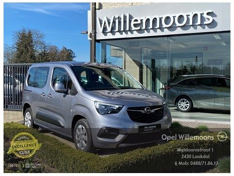 Opel Combo Life Edition 1.2Turbo 110Pk 7-zitplaatsen/Navi/... 1/10